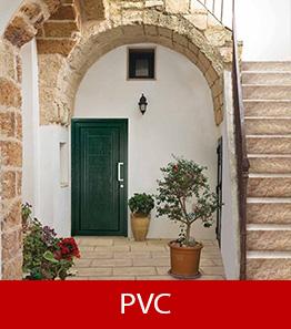 Mondial plast infissi serramenti in pvc finestre porte - Porte interne pvc ...